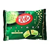 Kit Kat Green Tea Flavor