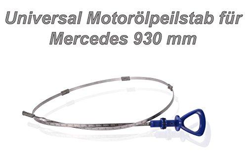 Universal Motorölpeilstab 930 mm Motorkennung M112, 113, 646, 647, 648