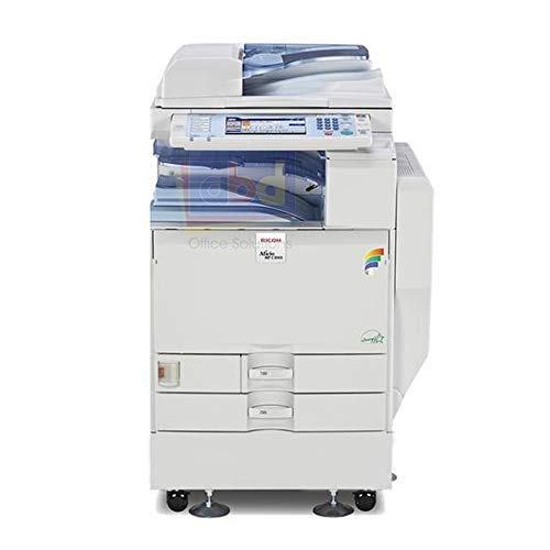 Best Prices! Ricoh Aficio MP C4501 Tabloid/Ledger-Size Color Laser Multi-Function Copier - 45ppm, Co...