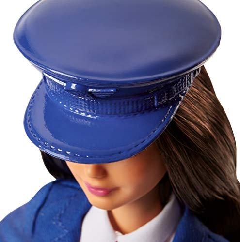 Achetez la Barbie Carrières Poupée Pilote Avion - 3