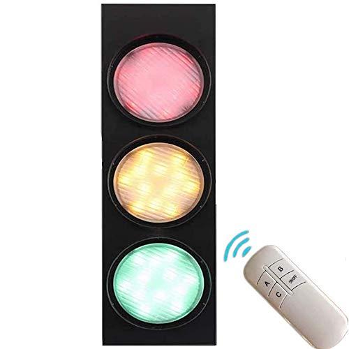 ANKBOY Traffic Light Bañadores de Pared con Control Remoto, Restaurante Cafe Bar...