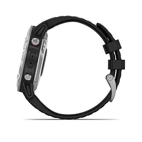GARMIN(ガーミン)fenix6Black音楽再生機能マルチスポーツ型GPSウォッチ最大13日間稼働【日本正規品】