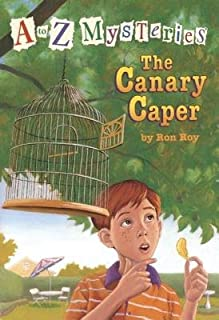 The Canary Caper[A TO Z MYST #03 CANARY CAPER][Paperback]