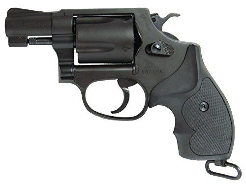 タナカ S&W M37 2インチ j-police Version2 HW モデルガン完成品