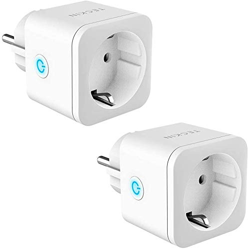 Enchufe Inteligente WiFi TECKIN 16A 3300W Mini Smart