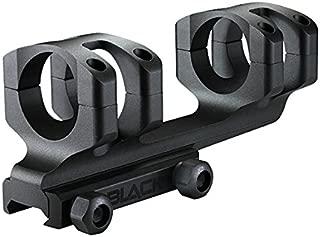 Nikon Black Cantilever 1Piece - (20MOA) MSR Height 30mm