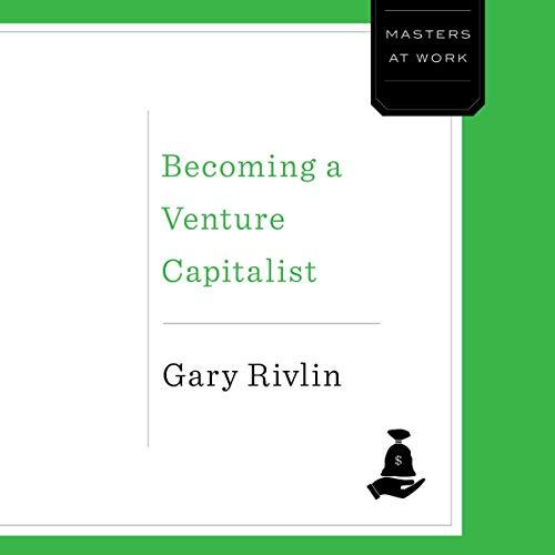 Becoming a Venture Capitalist audiobook cover art