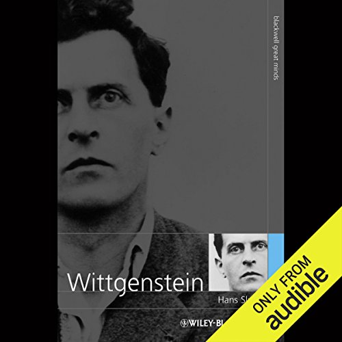 Wittgenstein audiobook cover art