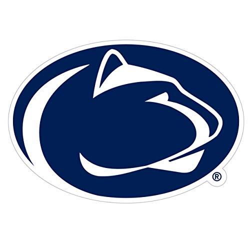NCAA Siskiyou Sports Fan Shop Penn State Nittany Lions Logo Magnets 8 inch sheet Team Color