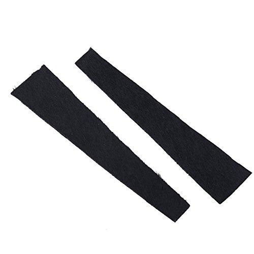 Alomejor Bogenschießen Schalldämpfer Bogen String Schalldämpfer Pads Recurve Bow Limbs Abdeckung Stabilisator Vibration