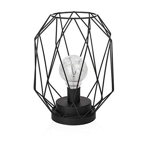 Smartwares IDE-60007 Lámpara de mesa, LED, Alimentada con p
