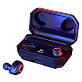 Wireless Earphones, Bluetooth 5.0 Wireless Headphones, TWS in-Ear Earbuds, Bluetooth earphones with Charging