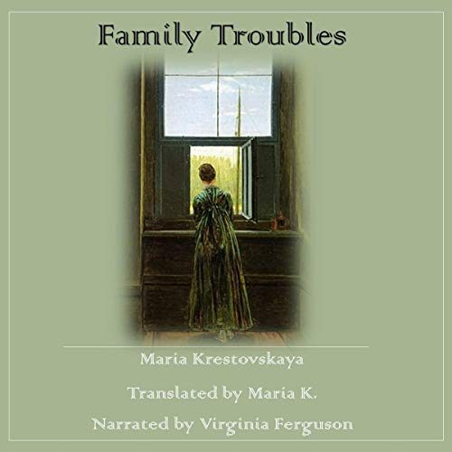 Family Troubles audiobook cover art