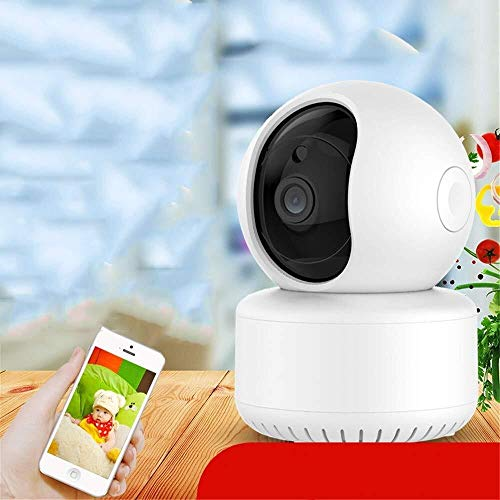 MGWA Vigilancia Buena Cámara Inalámbrica De 1080P HD De Red Inteligente WiFi Inicio Monitor De Movimiento De La Cámara De La Máquina cámara (Color : 1080P)