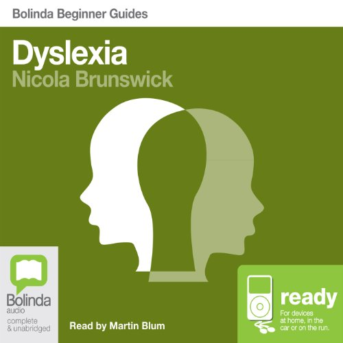 Dyslexia: Bolinda Beginner Guides audiobook cover art