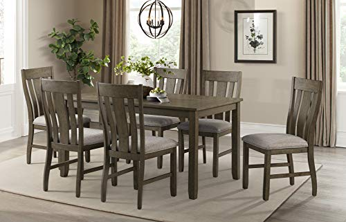 Lane Home Furnishings 6-Pc Set (Table, 4 Chairs, Dining Bench), 6pc