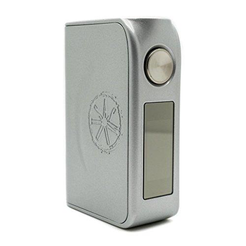 asMODus - Minikin Reborn 168W TC Box Mod, Farbe:silber