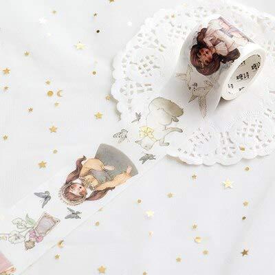 Washi Tape 2-5cm * 5m Vintage Astrolabio washi tape DIY decoración scrapbooking planner cinta de enmascarar cinta adhesiva etiqueta adhesiva papelería