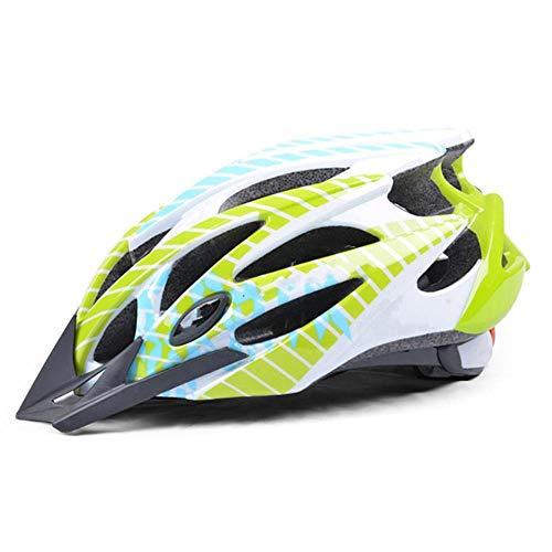 Casco da bici Bicicletta Casco ciclismo Ultralight Casco In-mold MTB Strada Mountain Bike Casco S/M/L/XL XL(61-64cm) UpgradeColor12
