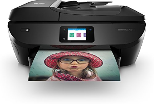 HP ENVY Photo Drukarka wielofunkcyjna Drukarka 15 Seiten/Min + Farb-Touchscreen + Fax Drucker