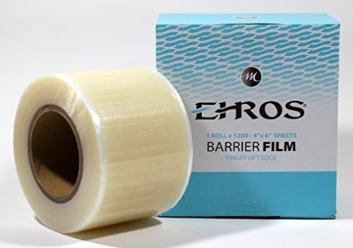Ehros Barrier Film Roll x 1200 perforated, 4