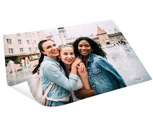 ORWONet - 20 x 30 cm Poster selbst gestalten   Poster-drucken-mit-eigenem-Bild   gestochen scharfes, glänzendes Echtfoto   Poster drucken   Poster erstellen   Fotogeschenk   Foto als Poster