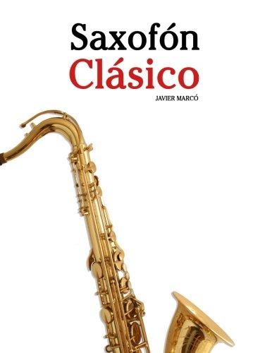 Saxofón Clásico: Piezas fáciles de Brahms, Vivaldi,