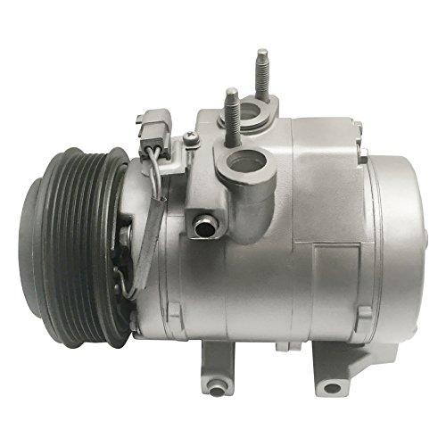 RYC Remanufactured AC Compressor and A/C Clutch FG192