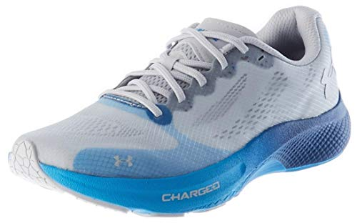 Under Armour Charged Pulse, Zapatillas para Correr de Carretera Hombre, Halo Gris Grafito Azul Halo Gris 107, 41 EU