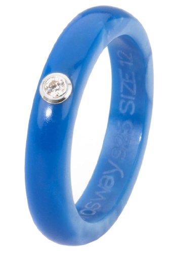 anello donna gioielli Brosway Symphony misura 12 offerta sportivo cod. G9SY07A