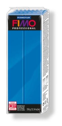 Staedtler Fimoâ Professional Pain Pâte à modeler 350 g Bleu Pur