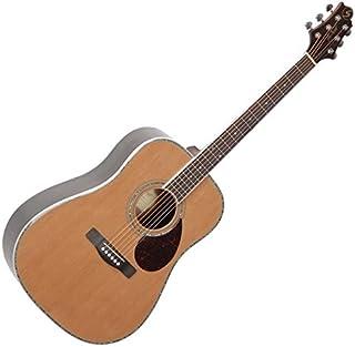 Samick Greg Bennett Design OM8 Acoustic Guitar, Natural