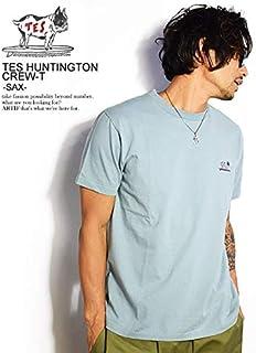 (エンドレスサマー)The Endless Summer TES HUNTINGTON CREW-T -SAX- fh-8574364