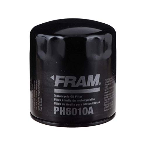FRAM PH6010A Spin-on Motorcycle Oil Filter