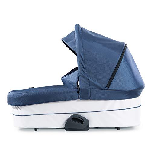 Hauck Hauck Unisex Carrycot Blue/Grey