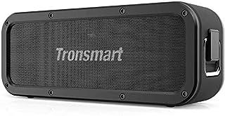 Tronsmart Bluetooth5.0 スピーカー 防水 40W高出力 高音質 大音量 重低音 IPX7防水 / EQ搭載/NFC操作/TWS対応 / 15時間連続再生 / 内蔵マイク/ブルートゥース スピーカー ワイヤレス ポータブル アウトドア お風呂 iPhone & Android対応
