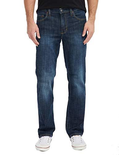 MUSTANG Herren Big Sur Jeans, Blau (Old Brushed 588), 42W / 32L