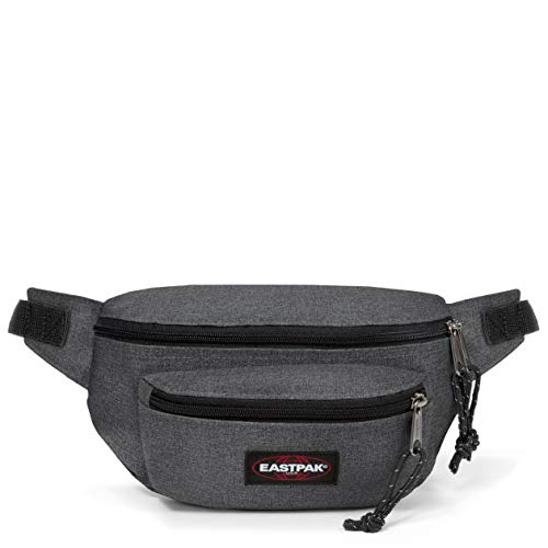 Eastpak Doggy Bag Riñonera, 27 cm, 3 L, Gris (Black Denim)