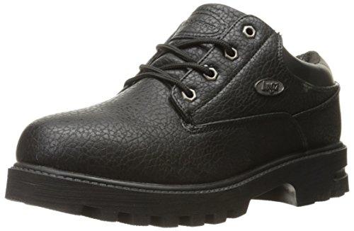 Lugz Men's Empire Lo Wr Boot, Black/Pebble, 10 D US