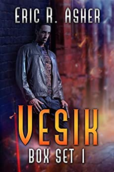 The Vesik Series: Books 1-3 (Vesik Series Box Set Book 1) by [Eric Asher]
