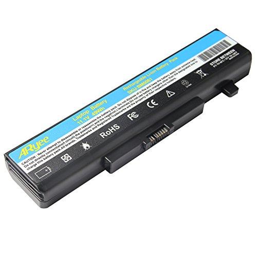 ARyee G480 Akku Kompatibel mit Lenovo IdeaPad G485 G500 G505 G510 G580 G580A G585 G700 V480 G410 Edge E430 E431 E435 E530 Serie