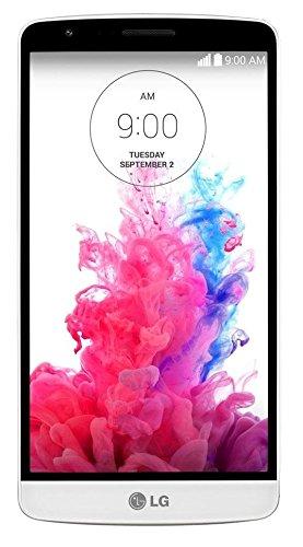 'LG G3S D7228GB 4G Weiß–Smartphone (12,7cm (5), 1280x 720Pixel, IPS, 1,2GHz, Qualcomm Snapdragon, 1024MB)