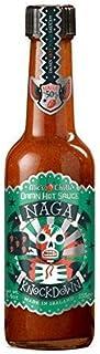 "Mic""s Chilli - Scharfe Soße - Damn Hot Sauce Naga Knockdown - 600.000 Scoville"