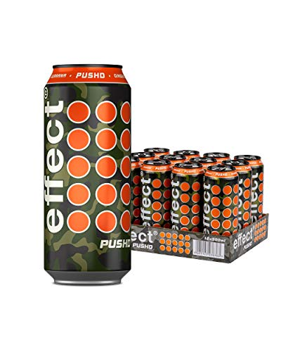 Effect Pushd Energy Drink, 12 x 0,5l Dose