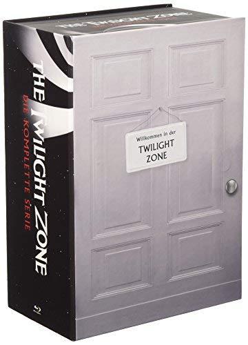 Ai confini della realtà / The Twilight Zone (Complete Series) - 30-Disc Box Set [ Origine Tedesco, Nessuna Lingua Italiana ] (Blu-Ray)