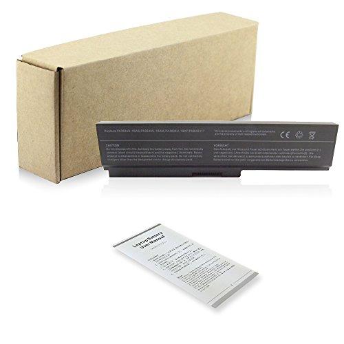 BTMKS Notebook Laptop Akku für Toshiba PA3817U-1BRS PA3818U-1BRS PA3819U-1BRS Satellite C655 L600 L655 L700 L745 L750 L750D L755 A665 C655D C650 L675 A660 L645 L650 L755D C675 P745 PABAS228 Batterie
