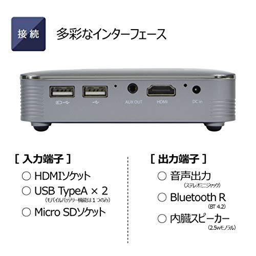 CANON(キヤノン)『ミニプロジェクター(C-13W)』