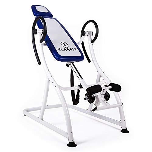 Table d'inversion professionnelle et rglable - Klarfit Relax...