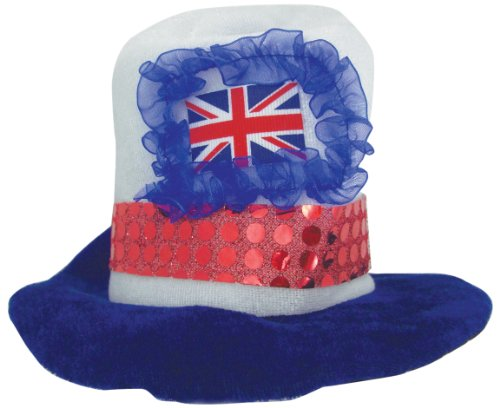 amscan PPP GB Mini Top Hat