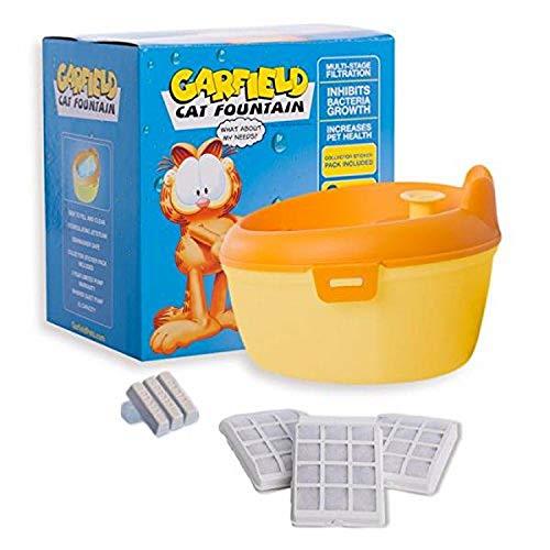 Garfield Purified Cat Water Fountain